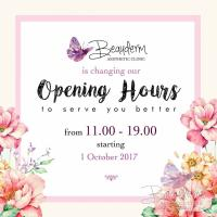 Opening Hours To Serve Your Better